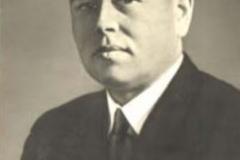 Vikar Josef Schulte, Rektor des Heimes