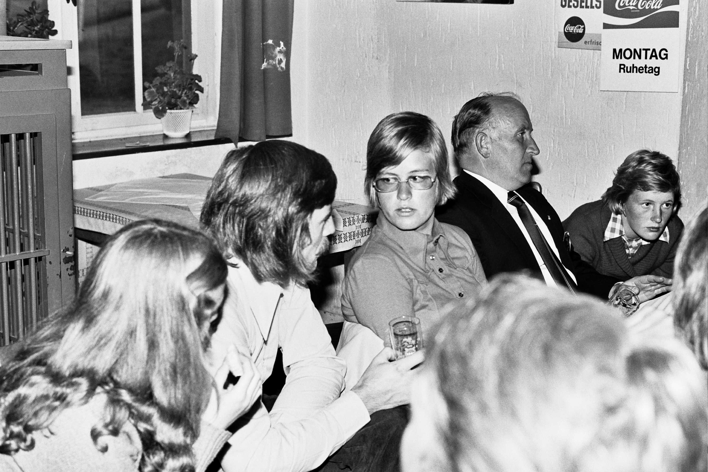 Besprechung 1970