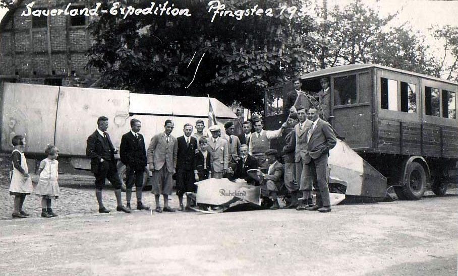 Die Rheinberger 1932