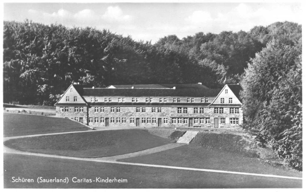 Caritas Kinderheim von 1946-1954
