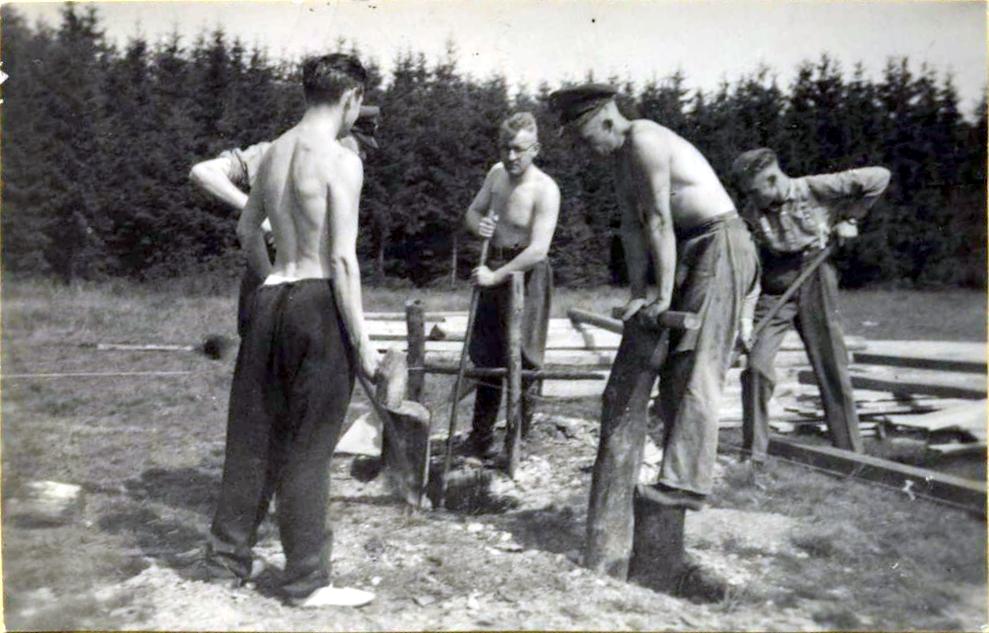 Vorbereitung_Hallenbau